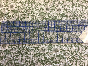 Liberty Tana Lawn Mortimer D 100% Cotton.    1/4 Meter Price