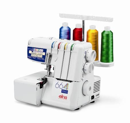 ELNA 664 PRO Serger  In stock now  Only 5x Available