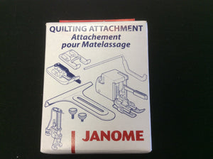 Janome Quilting Attachment Set