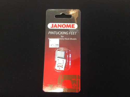 Janome Pintucking  feet