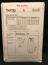 Load image into Gallery viewer, Burda 6416 Size 8 - 18