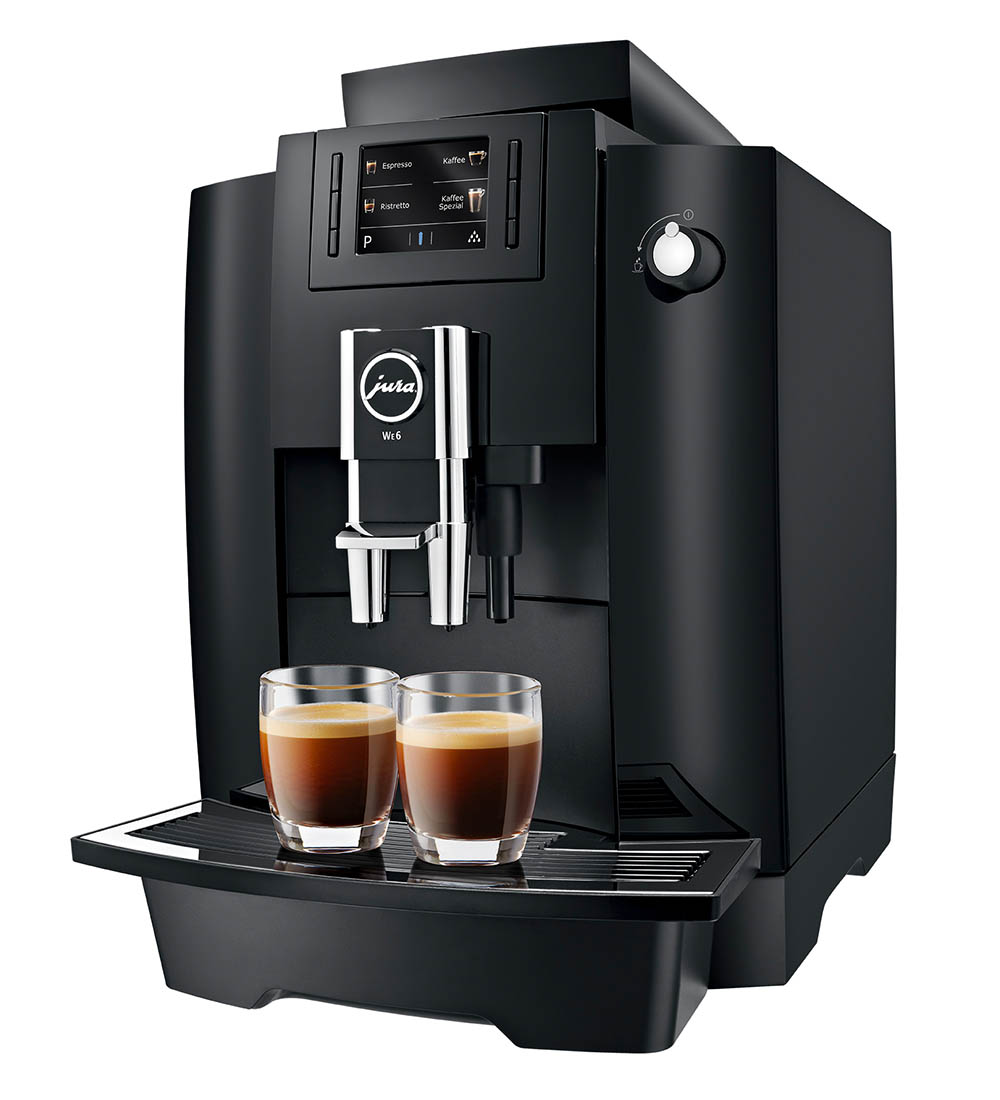 JURA WE-6 (for no milk base coffee only) Promotion package