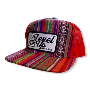 Serape Patch Cap