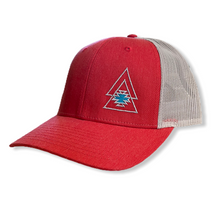 Load image into Gallery viewer, Plain Coral/Red Ball Cap