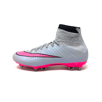 Nike Mercurial Superfly IV SG-PRO grey 641860-060 - EUNIQUEBOOTS