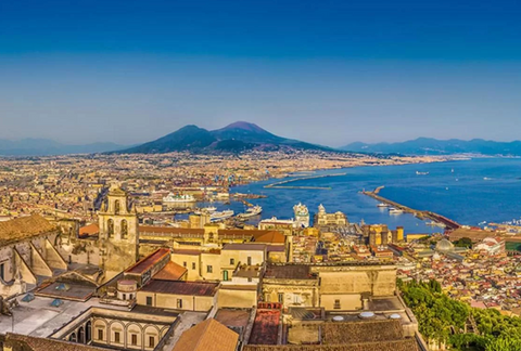 ***SOLD OUT*** THE GRAND TOUR OF ITALY 2021 - PART 4 * THE SOUTH OF ITALY * WEDNESDAY 17TH OF FEBRUARY 2021 - 6:30PM