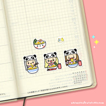 Load image into Gallery viewer, Ramen Planner Stickers