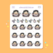 Load image into Gallery viewer, Crafting Time Planner Stickers