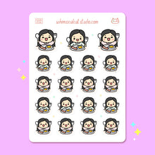 Load image into Gallery viewer, Meal Time Planner Stickers
