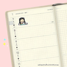 Load image into Gallery viewer, Washing Dishes Planner Stickers