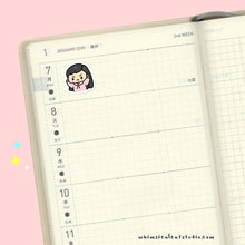 Load image into Gallery viewer, Anxiety Attack Planner Stickers