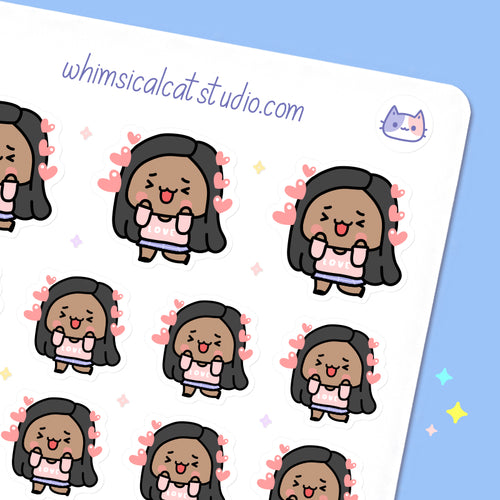 Fan Girl Planner Stickers