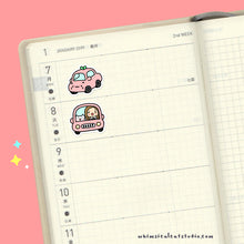 Load image into Gallery viewer, Roadtrip Planner Stickers