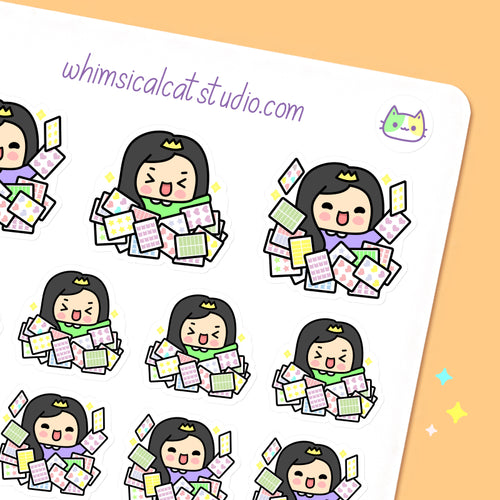 Sticker Queen - Planner Stickers
