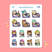 Load image into Gallery viewer, ACNH Planner Stickers