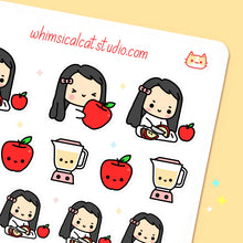 Load image into Gallery viewer, Apple Planner Stickers