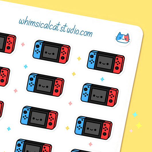 Switch Planner Stickers