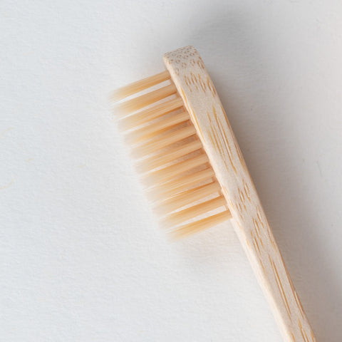 Bamboo Toothbrush Bristles Composition