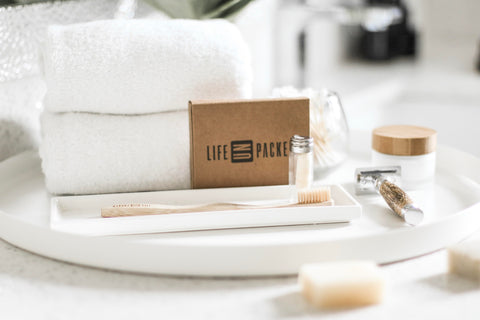 life UNpacked products