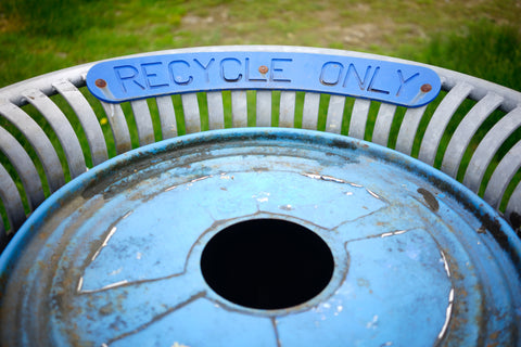 Recycle only bin