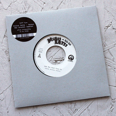 "And The Beat Goes On ft. Hollie Cook - 7"" Vinyl"
