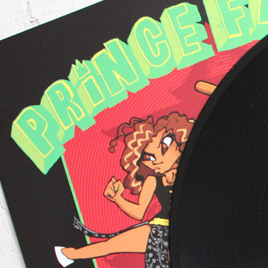 Prince Fatty Versus The Drunken Gambler - Vinyl LP / CD