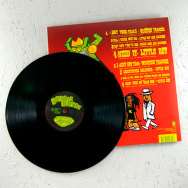 Prince Fatty - Supersize - CD / Vinyl LP