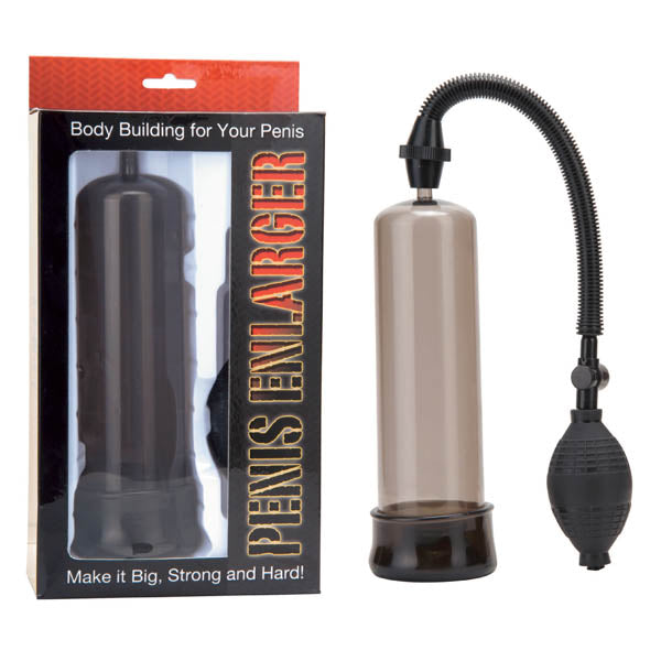 Penis Enlarger - Smoke Penis Pump