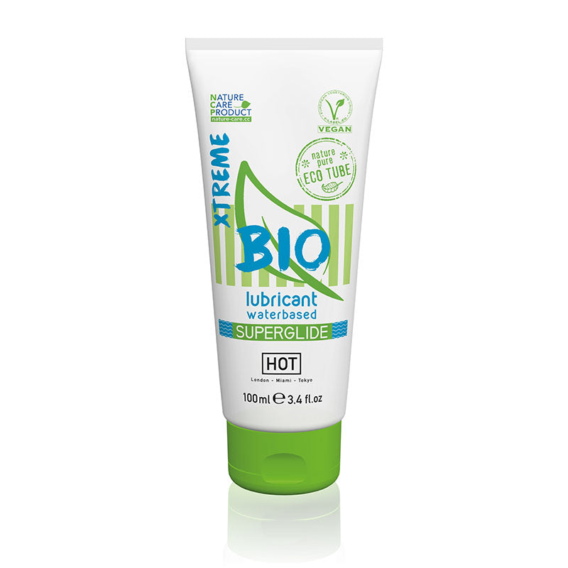 HOT BIO Xtreme Lubricant - Water Based Lubricant - 100 ml