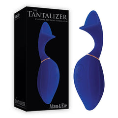 Adam & Eve The Tantalizer - Sucking USB Rechargeable Clitoral Stimulator