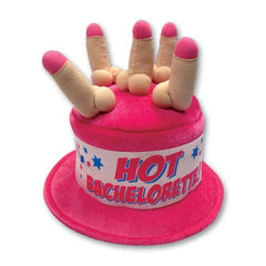Hot Bachelorette Hat - Hen's Party Hat
