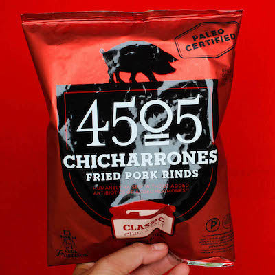 1oz Chicharrones- 12 count cases