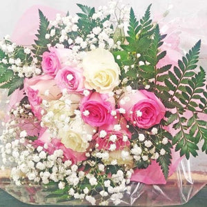 HAND TIED BOUQUET - SWEET AFFECTION