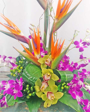 TROPICAL ILLUSION BOUQUET