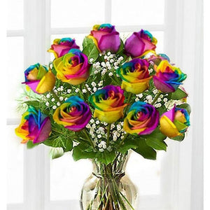 The Rainbow Dream Bouquet