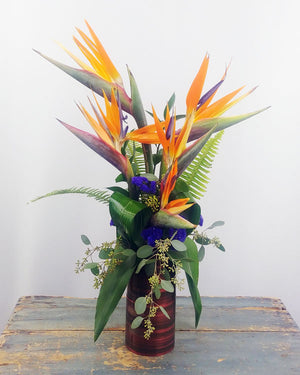 HOLIDAY IN PARADISE BOUQUET