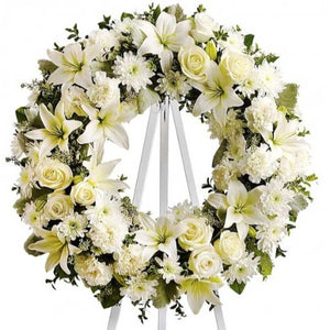 LOVE and SERENITY WREATH