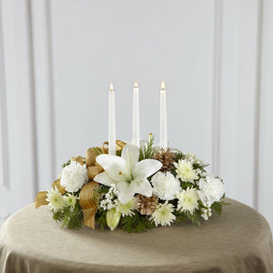 Bouquet - Season's Glow??Centerpiece J-B16-4830