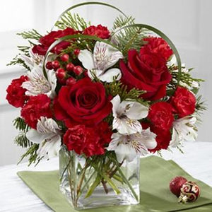 Bouquet - The Holiday Hopes??Bouquet By Better Homes And Gardens® J-B14-4965