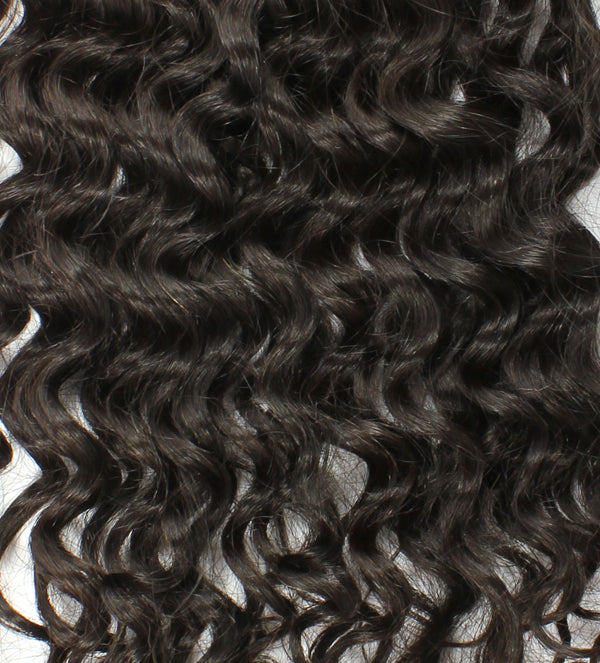 Indian Deep Wave Steam Permed