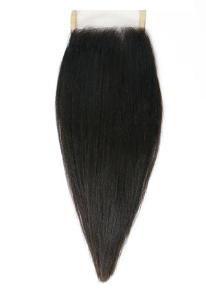 Indian Relaxed Straight Lace Closure