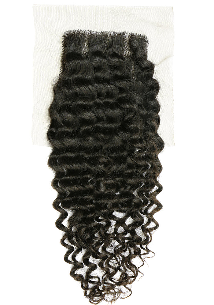 Indian Kinky Curly Lace Closure