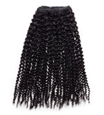 Indian Kinky Curly Steam Permed