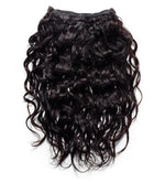 Indian Loose Curl Steam Permed