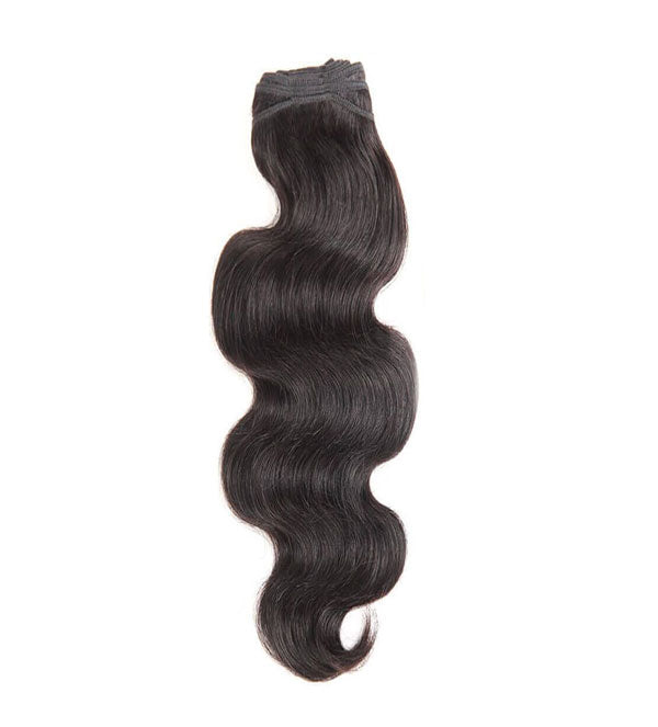 Indian Body Wavy Steam Permed