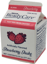 Load image into Gallery viewer, Strawberry Frozen Shake, Regular -  6 fl oz