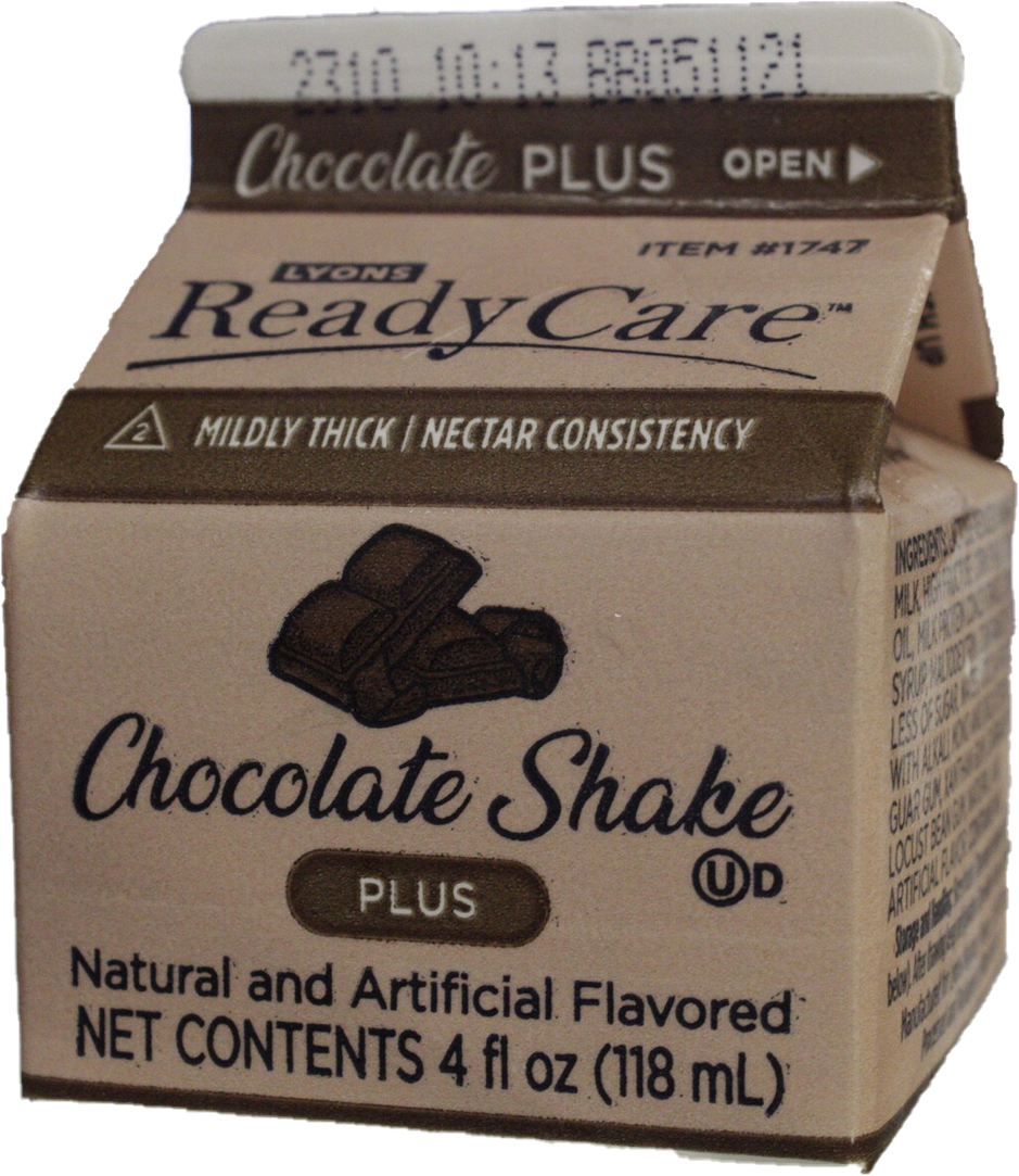 Chocolate Frozen Shake, Plus