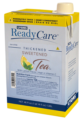 Thickened Sweet Tea - Honey/Level 3