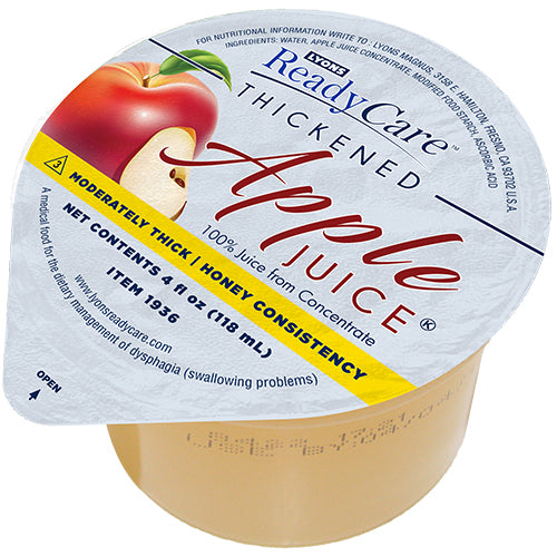 Thickened Apple Juice - Honey/Level 3