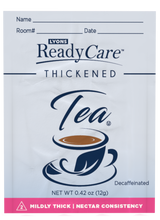 Load image into Gallery viewer, Thickened Decaf Tea - Nectar/Level 2